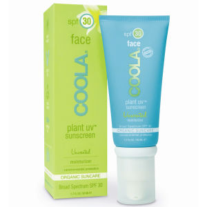 Coola Plant UV Face SPF 30 Unscented (1.7oz)