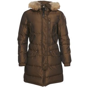 Parajumpers Women's Harraseeket Coat - Tobacco
