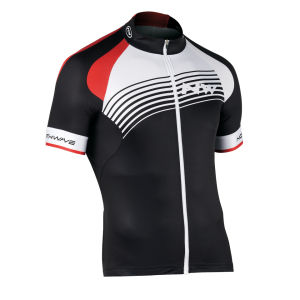 Northwave Bullet Light Jersey - Black/White