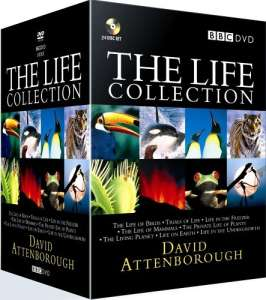 David Attenborough [24 Disc Box Set]