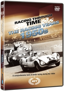 Racing Through Time - The Racing Years - 1950s