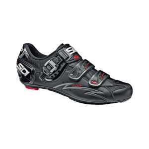 Sidi Five Carbon Composite Cycling Shoes - Black