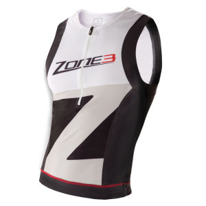 Zone3 Lava Distance Top - Black
