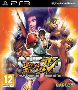 Super Street Fighter IV (4)
