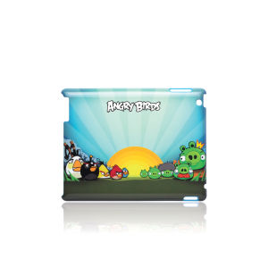 Angry Birds iPad 2 Cover - Family