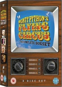 Monty Python's Flying Circus - Series 1 - 4 Complete