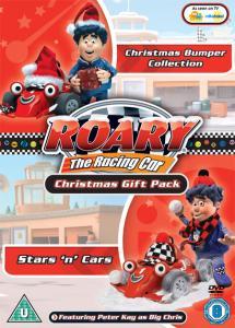 Roary Racing Car - Christmas Gift Pack