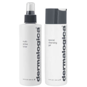 Dermalogica Cleanse & Tone Duo - Normal/Dry Skin (2 productos)