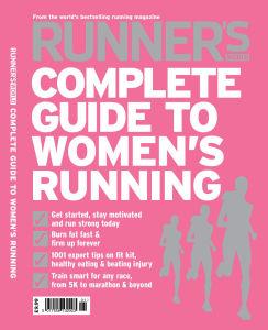 Runner's World Complete Guide to Women's Running