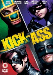 Kick-Ass (Bevat UltraViolet Copy)