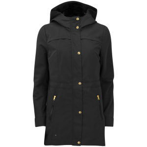 Vero Moda Women's Happiness Parka - Black