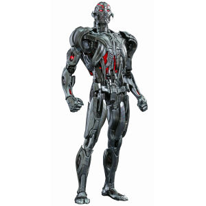 Hot Toys Marvel Avengers Age of Ultron Ultron Prime 1:6 Scale Figure