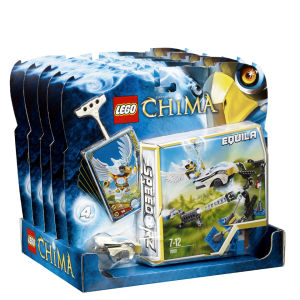 LEGO Legends of Chima: Target Practice (70101)