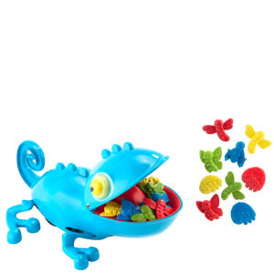 Chameleon Crunch Preschool Board Game