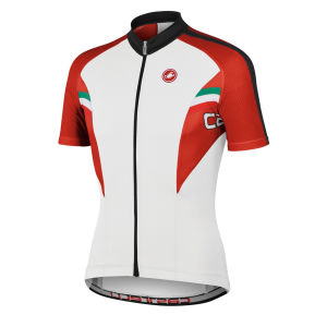 Castelli Men's Prima Full Zip Cycling Jersey