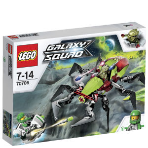 LEGO Galaxy Squad: Crater Creeper (70706)