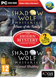 Shadow Wolf Mysteries 2 and 3