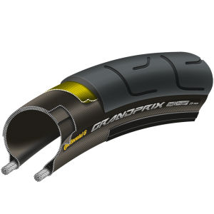 Continental Grand Prix Clincher Road Tyre - Black