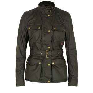 Belstaff Women's Roadmaster Jacket - Military Green