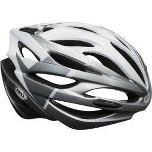 Bell Array Cycling Helmet White/Silver L 58-63cm 2014