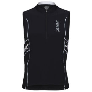 Zoot Performance Tri Sleeveless Jersey - Black