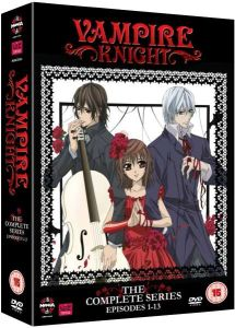Vampire Knight Complete Series Box Set (Episodes 1-13)