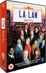 LA Law - Seizoen 5