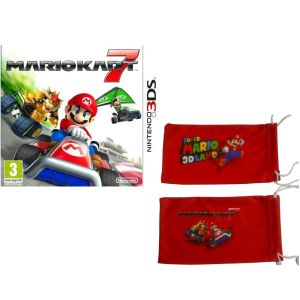 Mario Kart 7 (Includes Mario 3DS Case)
