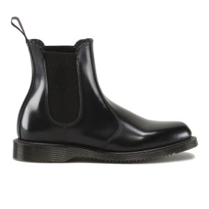 Dr. Martens Women's Kensington Flora Leather Chelsea Boots - Black