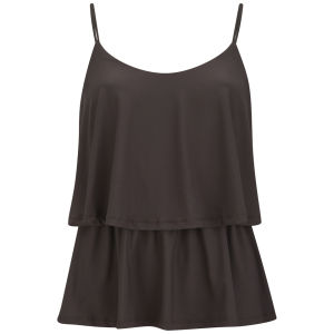 Vero Moda Women's Limit Top - Grey