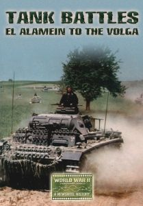 Tank Battles: El Alamein to the Volga