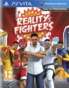 Reality Fighters (Vita) PAL UK
