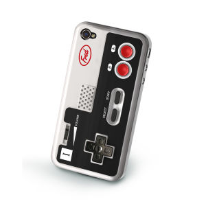 Retro Game Controller iPhone Case