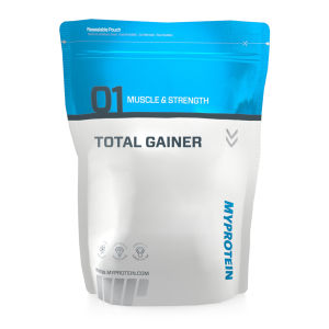Total Gainer High Carb, Protein & Calorie