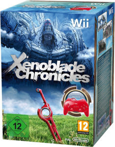 Xenoblade Chronicles: Includes Wii Classic Controller PAL UK
