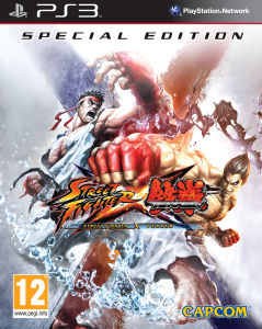 Street Fighter X Tekken: Special Edition PAL UK