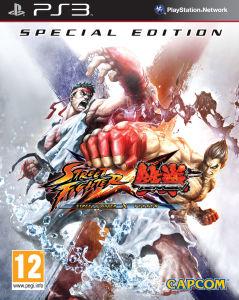 Street Fighter X Tekken: Special Edition PAL UK