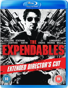 The Expendables - Extended Directors Cut