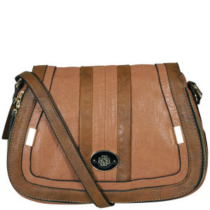 Mischa Barton Middlewhich Cross Body Bag - Tan
