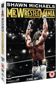 WWE: Shawn Michaels Wrestle Mania Matches