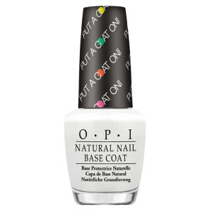 OPI Neons Collections Laquer - Put a Coat On! Base Coat