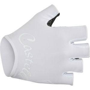 Castelli Women's Secondapelle Gloves - White