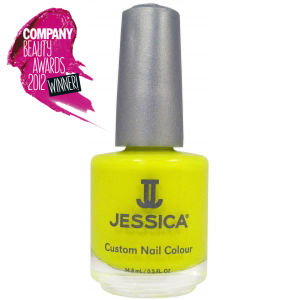 Jessica Custom Colour - Yellow Flames 14.8ml