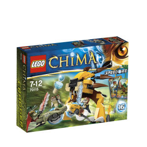 LEGO Legends of Chima: Ultimate Speedor Tournament (70115)