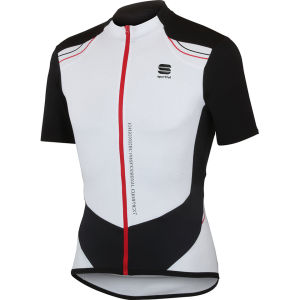 Sportful Sprint Jersey - White/Black