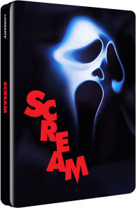 Scream - Zavvi Exclusive Limited Edition Steelbook (Ultra Limited Print Run)