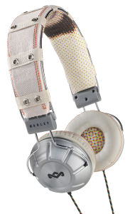 The House of Marley Soul Rebel Headphones - Dubby