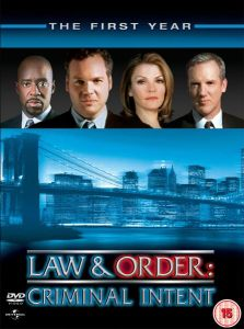 Law & Order - Criminal Intent: Season 1