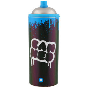 Spray Can Shaped Insulated Travel Mug