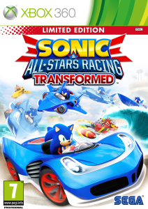 Sonic & All Stars Racing Transformed (Limited Edition)